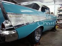 57' Chevy 2 Door Hardtop